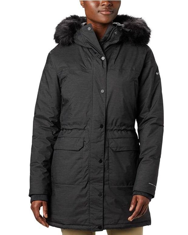 Columbia Hawks Prairie™ Ii 女士防风保暖外套 80.75加元(XS码),原价 175.97加元,包邮