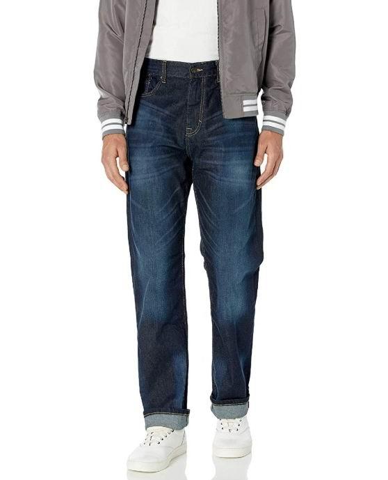 仅限今日!Calvin Klein 男士直筒牛仔裤 20.99加元起