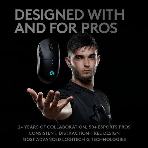 Logitech Pro 910-005270 无线游戏鼠标 7.5折 149.99加元,原价 199.99加元,包邮