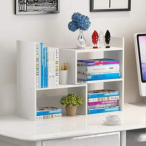 Hossejoy 简易桌上置物架/办公桌创意整理收纳架 /台式书架 37.99加元+包邮