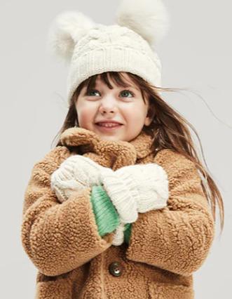 Gap女童保暖服、毛衣、卫衣、打底裤6.8折起+额外5.4折!