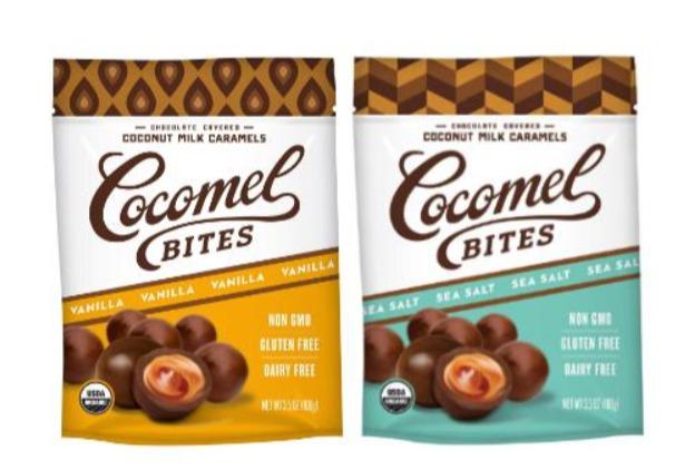 Cocomels 有机巧克力椰浆焦糖糖果 8折 6.39加元 ,多种味道可选!