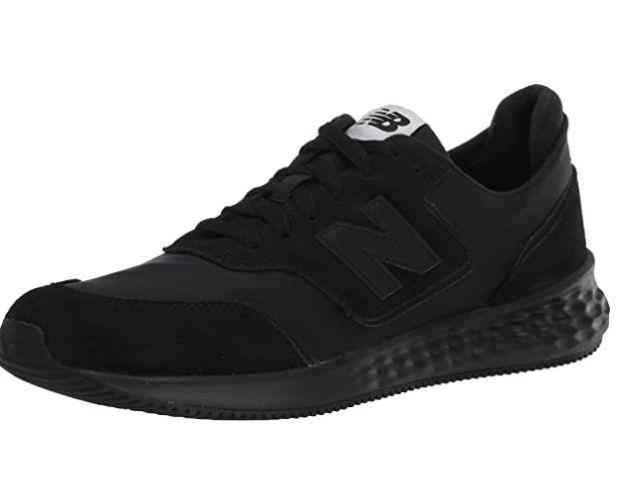 New Balance X70 V1 男士跑鞋 40.39加元(8码),原价 85.97加元,包邮