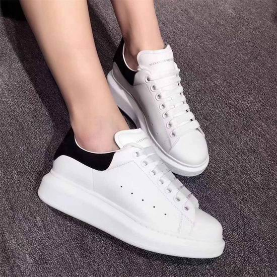 Alexander McQueen精选麦昆小白鞋、时尚短靴 最高6.7折!入明星同款!
