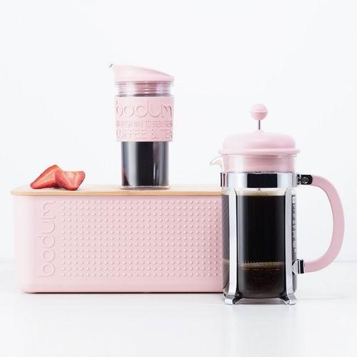 BODUM精选法式压滤咖啡壶、白瓷、玻璃茶壶 、水杯 、便当盒 5折 11.95加元起特卖!