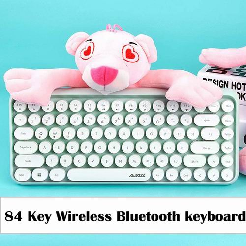 Felicon 非常少女心 蓝牙键盘 32.79加元起,3色可选!