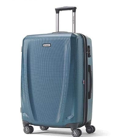 白菜价!Samsonite Pursuit DLX  中号行李箱 79. 03加元,原价 199.95加元,包邮