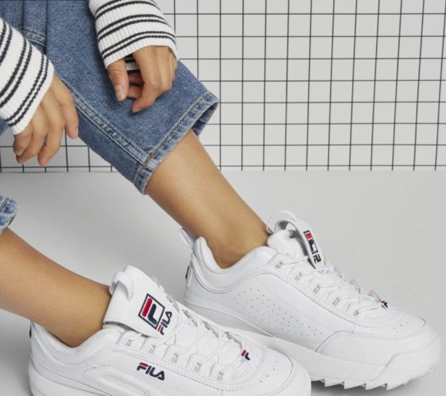 精选Fila、Vans、Converse、Adidas等品牌休闲鞋、小白鞋 3.2折 29.98加元起特卖!