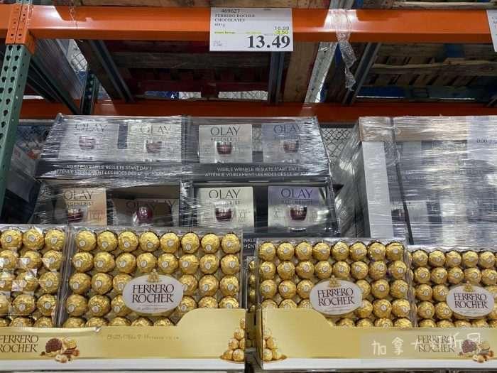 独家!【加西版】Costco店内实拍,有效期至12月6日!Oral-B牙刷9.99、Godiva巧克力.99、CK羽绒服.97、Tommy夹克.97、扫地机器人9.99、苹果手表9.99、厨房纸.99!