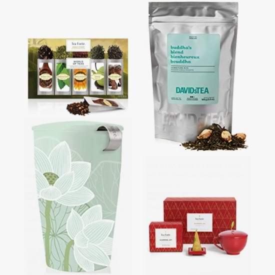 金盒头条:精选多款 Tea Forte、DAVIDsTEA 茶叶、茶包、绿茶粉、茶具7折起!
