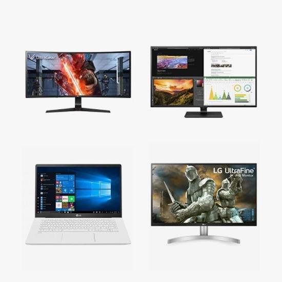 精选多款 LG 显示器、曲面屏显示器、笔记本电脑7折起!低至124.99加元!