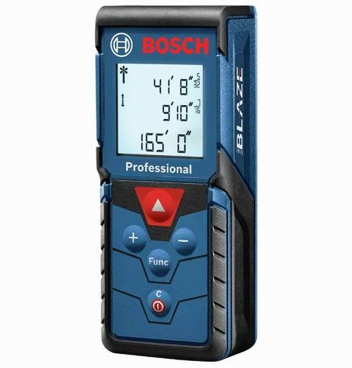 史低价!Bosch GLM165-40  激光测距仪 6折 69.38加元,原价 115.7加元,包邮