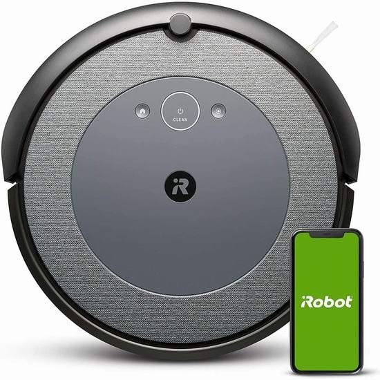 历史最低价!iRobot Roomba i3  (3150) 智能扫地机器人 399.99加元包邮!