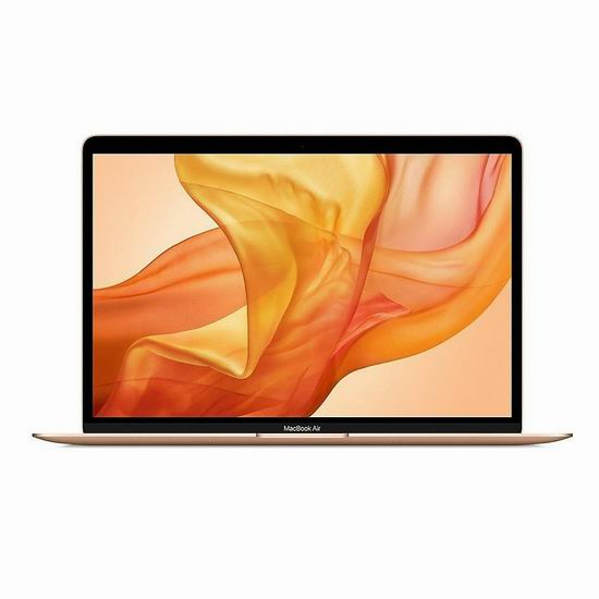 2020版 Apple MacBook Air 13英寸 笔记本电脑(8GB/256GB) 1184.97加元包邮!3色可选!
