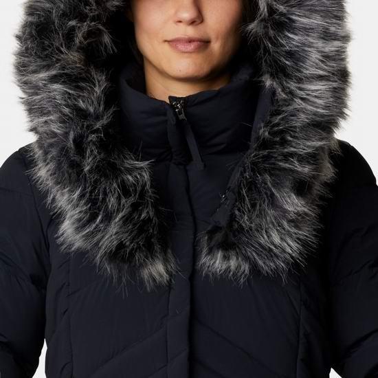 速抢!Columbia 新品超大毛领 羽绒服79.99加元!价值或超过300加元!暗红色还有货!