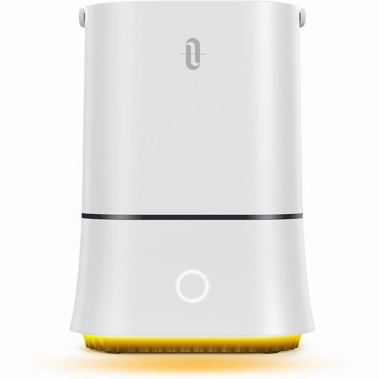 TaoTronics 4升大容量超声波雾化加湿器 59.99加元包邮!