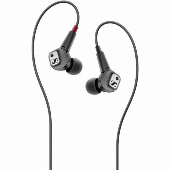 历史新低!Sennheiser 森海塞尔 IE 80 S 发烧级 入耳式耳机4.9折 229.95加元包邮!
