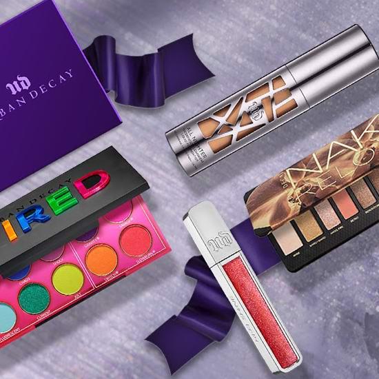 精选多款 Urban Decay 眼影盘、粉底液、遮瑕、唇釉等美妆产品买一送一+满送定妆喷雾!