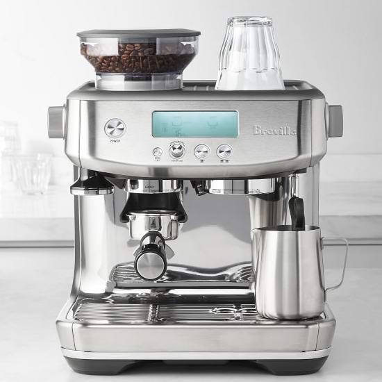 历史新低!Breville 铂富 BES878BSS Barista Pro 专业级 全自动意式咖啡机 875.95加元包邮!