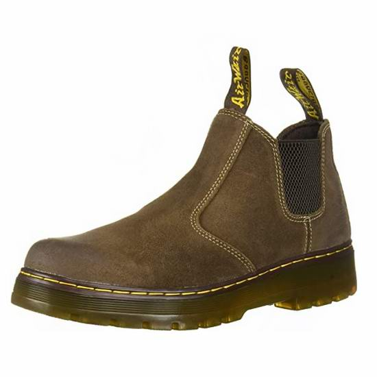 Dr. Martens Hardie Chelsea 切尔西 男士马丁靴6.2折 80.75加元起包邮!