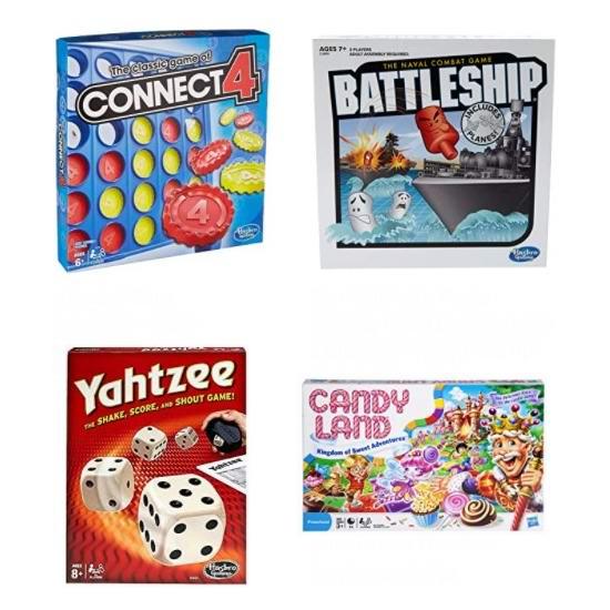 金盒头条:精选多款 Hasbro 孩之宝 益智玩具、棋牌游戏7折起!低至3.75加元!