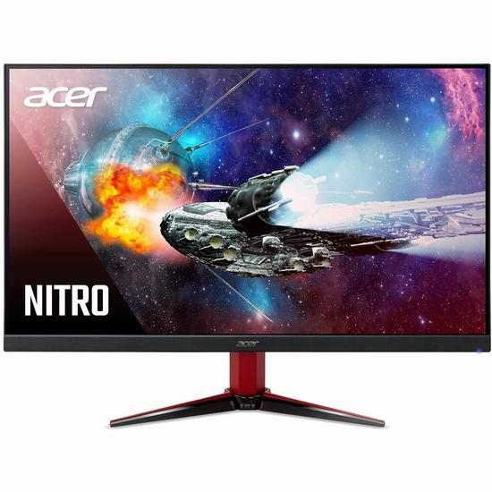 金盒头条:Acer 宏碁 Nitro UM.HV1AA.P02 27英寸 全高清IPS电竞显示器 299.99加元包邮!