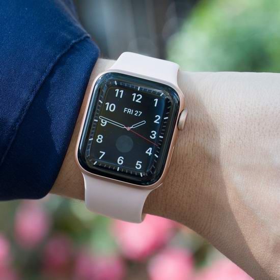 Apple Watch Series 5 GPS + Cellular版 智能手表5.5折 384.99-514.99加元包邮!3色可选!