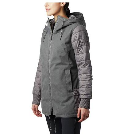 Columbia 女士防水透气隔热保暖夹克 65.43加元(S码)