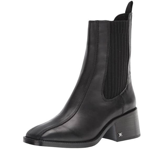 Sam Edelman Dasha女士切尔西靴 164.03加元(7码),原价 222.24加元,包邮