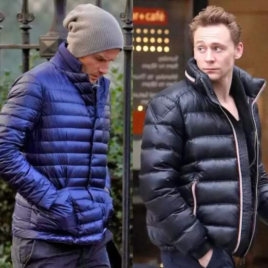 精选明星最爱 Moncler 蒙口 男士羽绒服7.7折起!号称最奢侈也最保暖的羽绒服!
