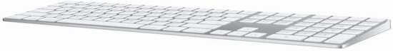 Apple Magic 带有数字键盘 苹果妙控键盘 139.98加元包邮!