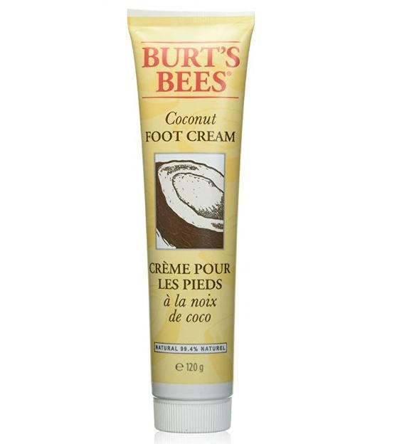 Burt's Bees椰子足部滋润霜 9.69加元,原价 14.97加元