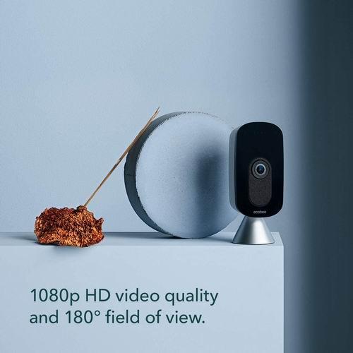 史低价!ecobee SmartCamera 带语音控制 智能摄像头 7.6折 99加元,原价 129.99加元,包邮