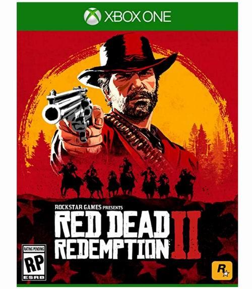 《Red Dead Redemption 2 荒野大镖客:救赎2》PS4/Xbox One 游戏 39.99加元,原价 79.99加元,包邮