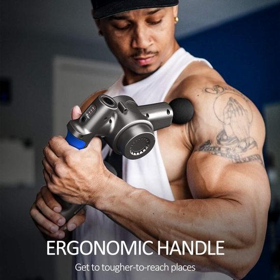 RENPHO 深层肌肉放松 筋膜枪/按摩枪 7.9折 118.99加元特卖并包邮!