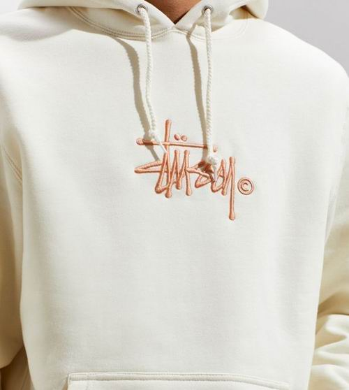 Stussy 美国纯正街头品牌潮服 4折起+满立减25加元,T恤29.95加元