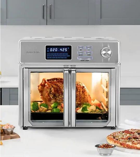 Kalorik Maxx  数字空气炸锅/烤箱  139.99加元,原价 239.99加元,包邮