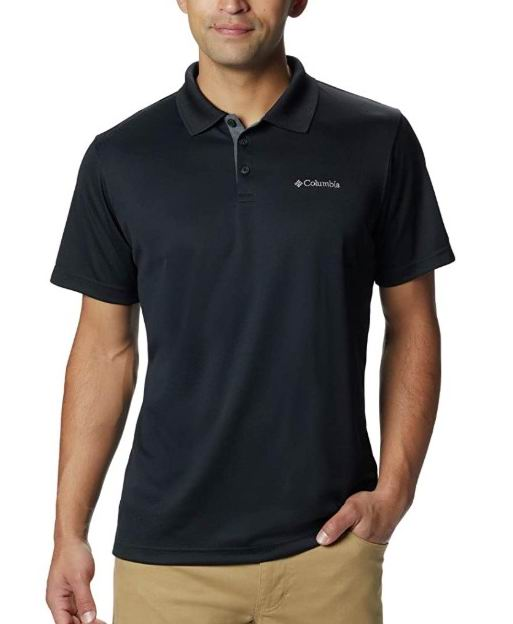 Columbia  Utilizer 男士Polo衫 18.28加元起,原价 49.99加元