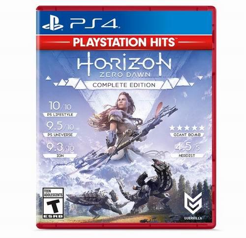 《Horizon Zero Dawn :地平线 零之曙光》完整版 PS4 游戏 9.99加元