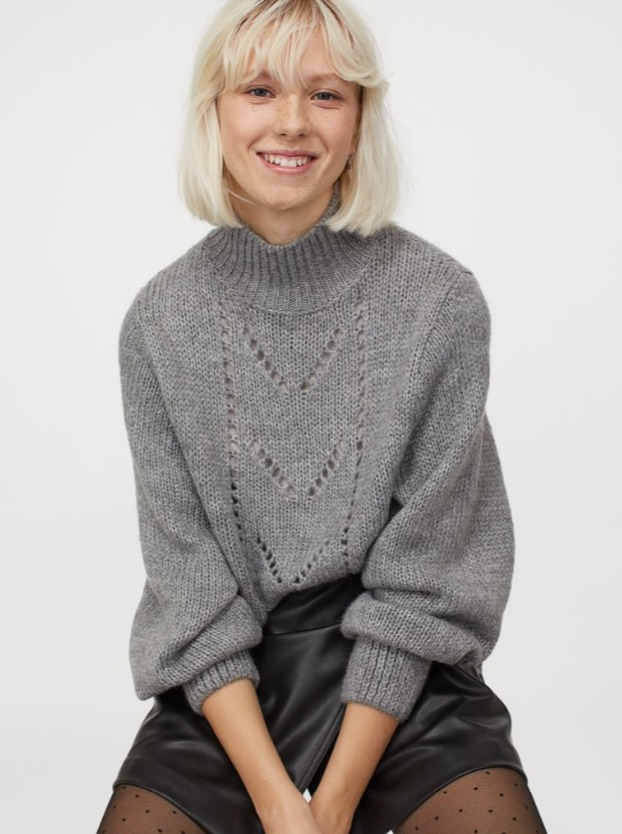 H&M新款毛衣、开衫、卫衣 14.99加元起特卖!