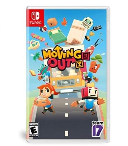 《Moving Out :胡闹搬家》游戏 Switch /PS4/Xbox One 39.99加元,鸡飞狗跳,不损乐在其中!