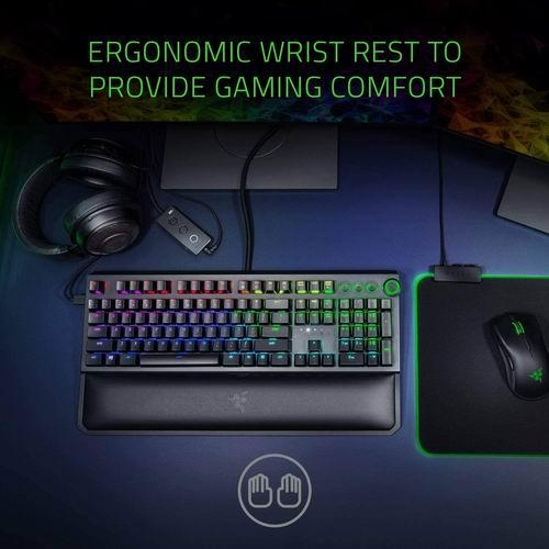 Razer BlackWidow Elite 游戏机械键盘 7.4折 169.96加元,原价 229.99加元,包邮