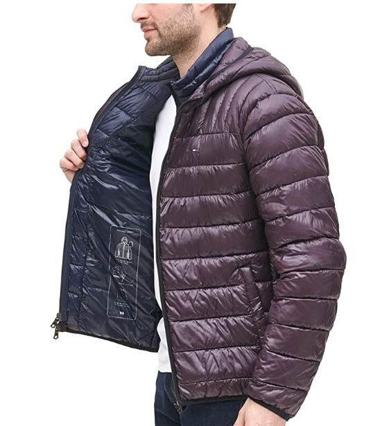 Tommy Hilfiger Ultra Loft男士保暖夹克 54.51加元(S码),原价 144.49加元,包邮