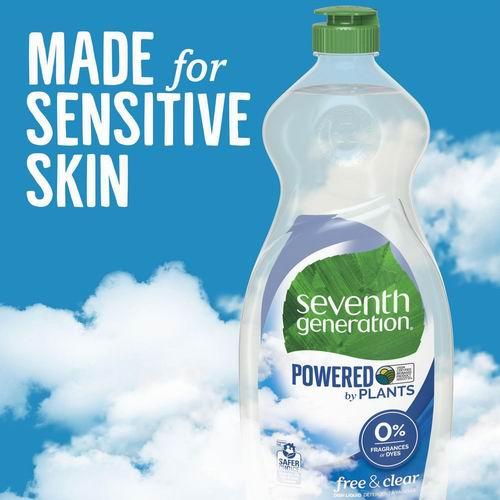 Seventh Generation 洗洁精/洗碗液739毫升 4.97加元