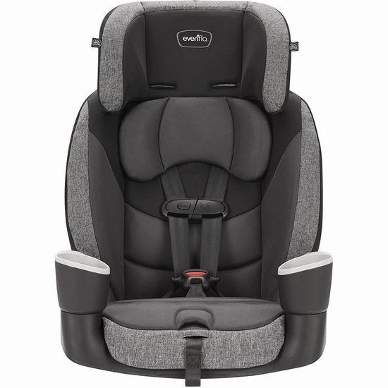 历史最低价!Evenflo Maestro Sport 儿童汽车安全座椅6.2折 99.97加元包邮!