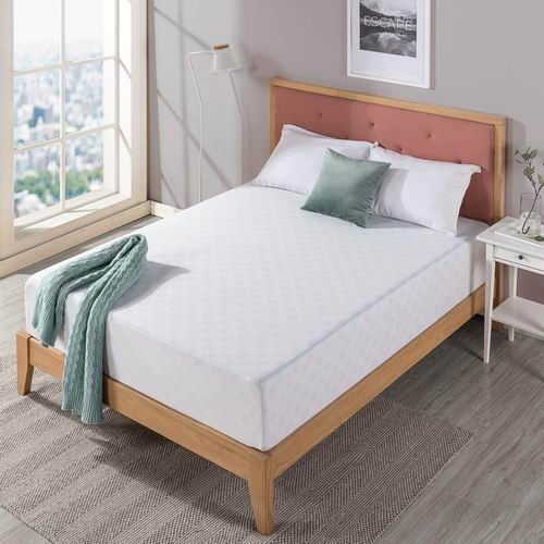 Zinus 12英寸绿茶记忆海绵 Twin/Full/Queen 床垫 加元包邮!