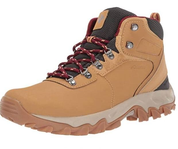 Columbia Newton Ridge Plus II男士防水徒步鞋 56.54加元(10码),原价 140加元,包邮