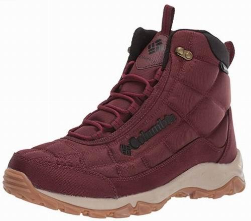 Columbia FirecampTM男士雪地靴 87.76加元(7码),原价 130加元,包邮
