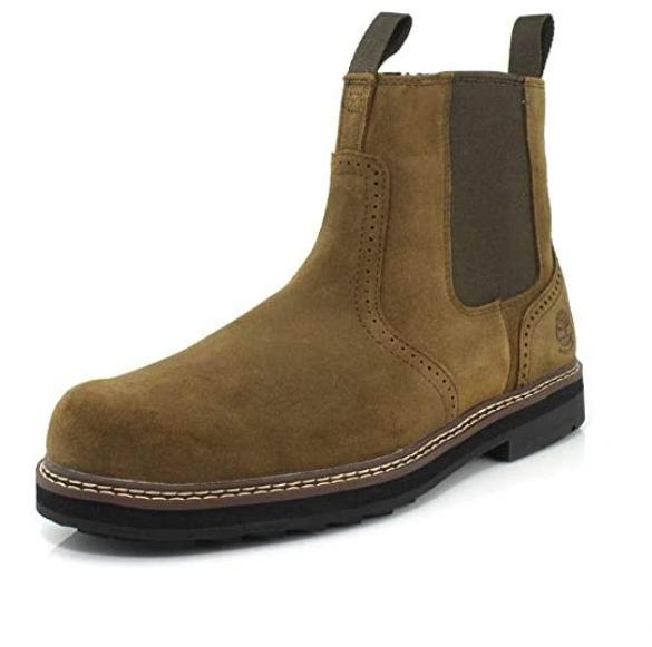 Timberland 男士切尔西靴 103.78加元(8码),原价 167.92加元,包邮