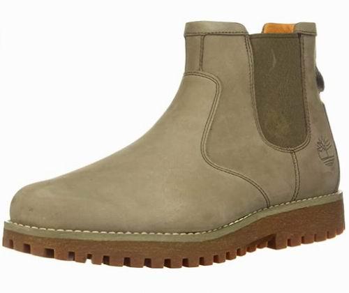 Timberland男士切尔西靴 80加元(2色),原价 149.99加元,包邮